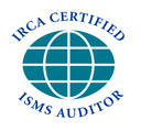 Auditor IRCA ISO 27001 - Information Security Management Systems (ISMS)